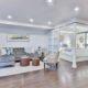 Bedroom, Living Room, And Garage Conversion Idea