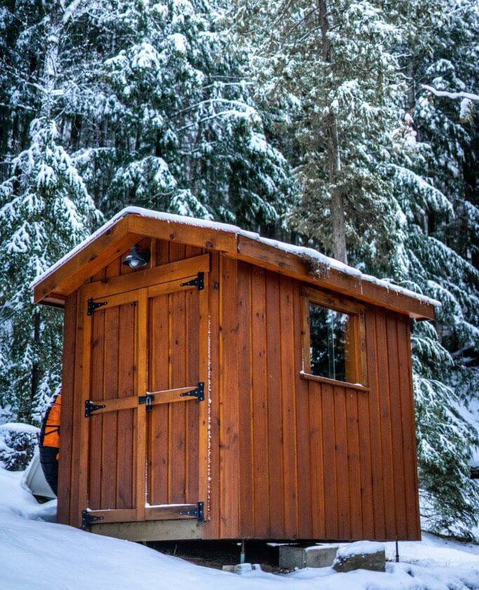 mistakes to avoid when building a shed